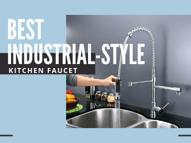 best industrial style kitchen faucet