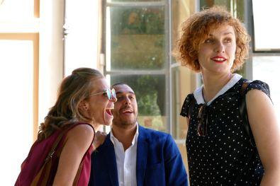 Valentina Marone, David Spagnoletto, Siria Clderone