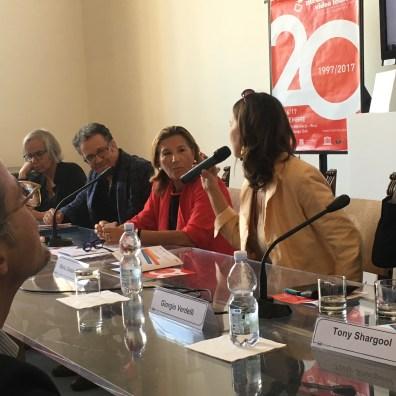 Emanuela Piovano, Noureddine Fatty, Maria Amata Garito, Maria Grazia Caso