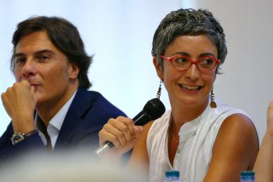 Paolo Tenna, Mercedes Fernandez Alonso