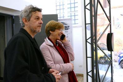 Thierry De Peretti, Flavia Schiavi