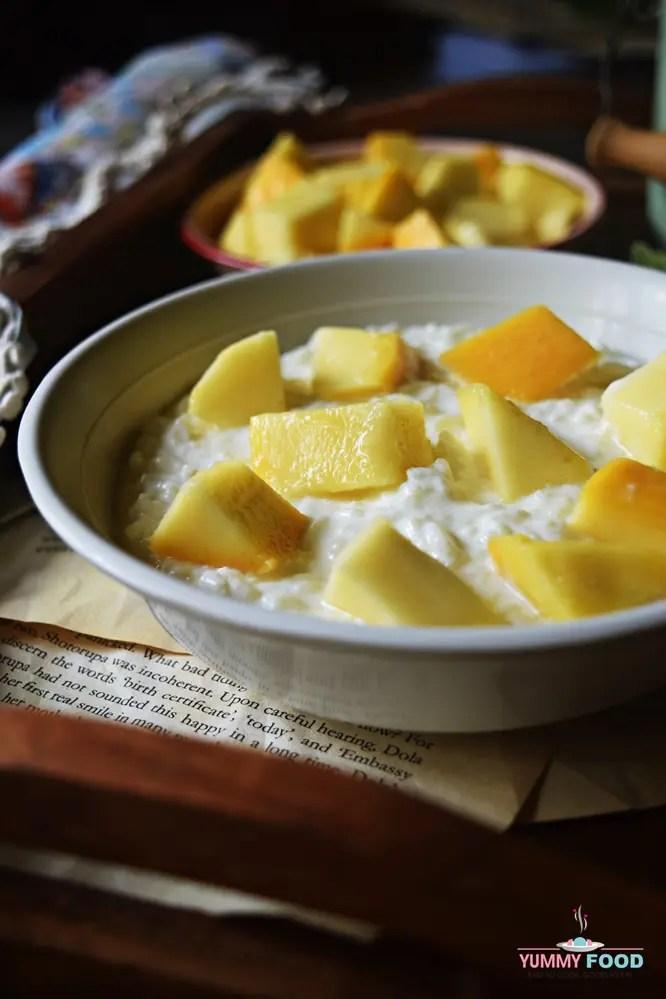 Dahi Chawal Recipe