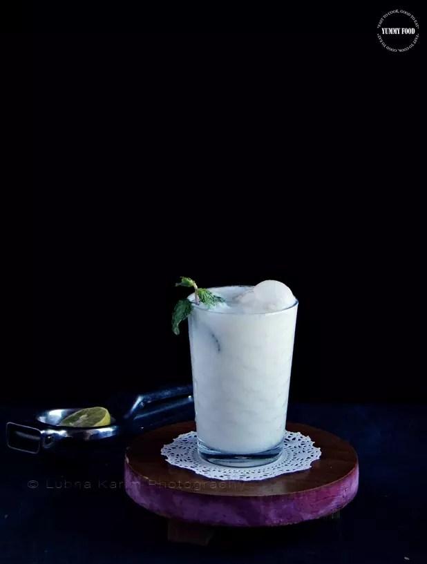Coconut Lassi
