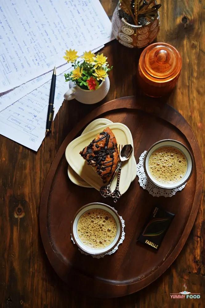 Hot Chocolate Cashew Coffee