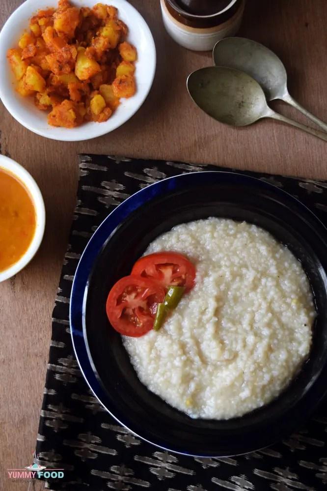 Barnyard Millet Porridge