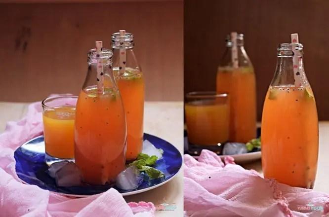 Mango Kulukki Sarbath
