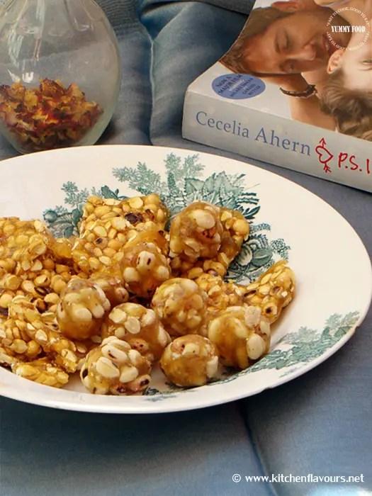 Peanut Fried Gram Chikki