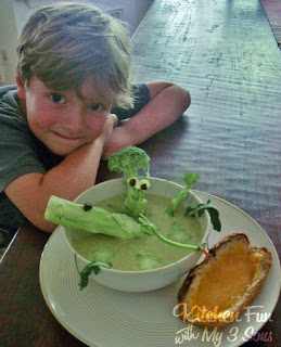 Broccoli Swamp Soup