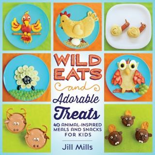 Wild Eats & Adorable Treats cookbook!