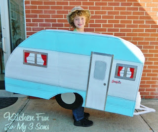 Scotty camper costume