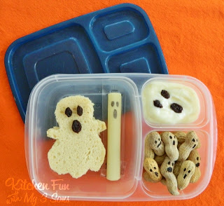 Ghost Bento Lunch