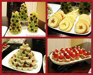 Christmas Themed Dinner