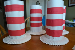 Easy Dr. Seuss Hat Craft