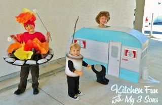 Camping Costumes