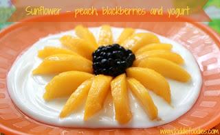 Peachy Sunflower