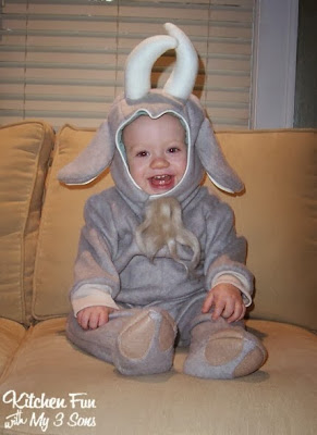 Billy Goat Costume