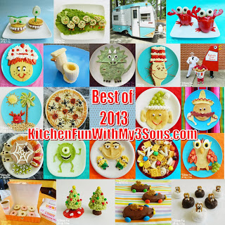 most popular creations from 2013
