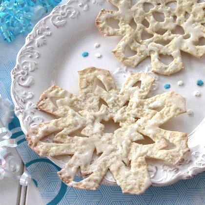 Sweet Frozen Snowflakes