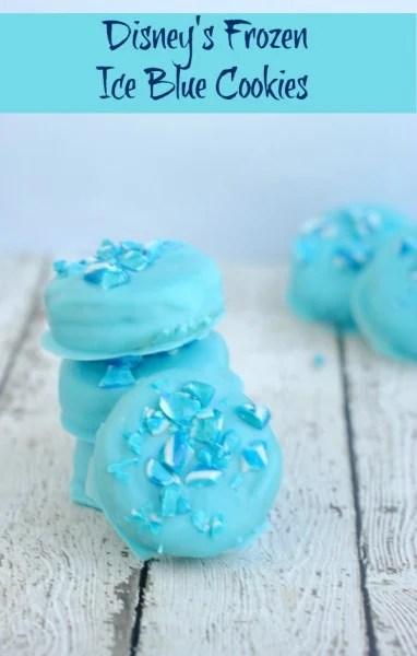 Frozen Oreo Cookies