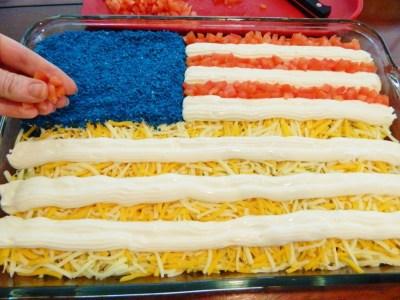 patriotic recipe