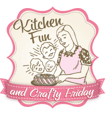 Kitchen Fun And Crafty Friday Link Party Features Kitchen Fun With My 3 Sons