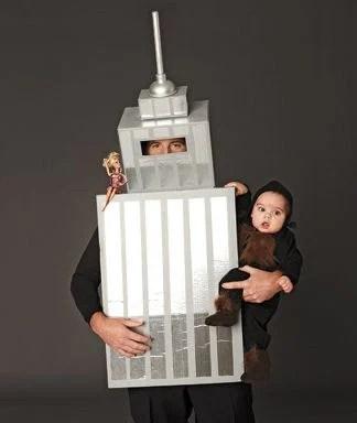 King Kong Costume