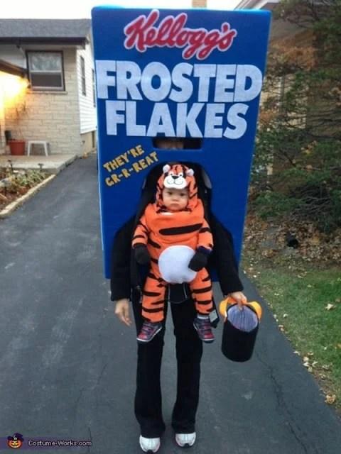 Tony the Tiger Costume