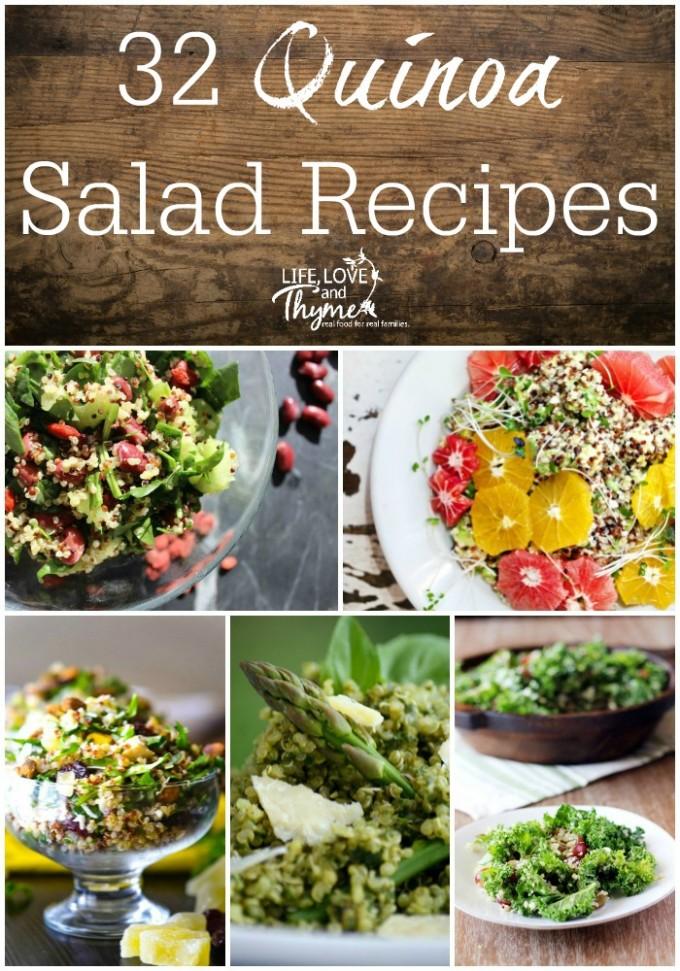 32 Quinoa Salad Recipes