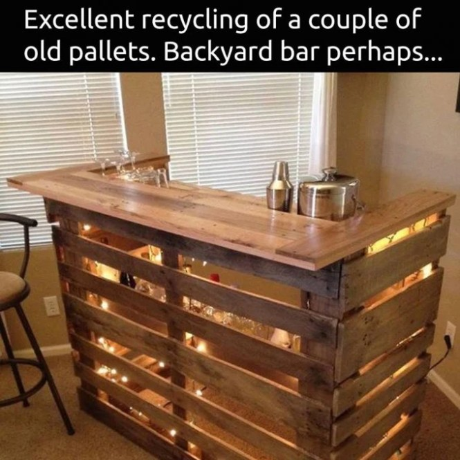 Decoration More Creative Pallet Recycling Ideas Headboard