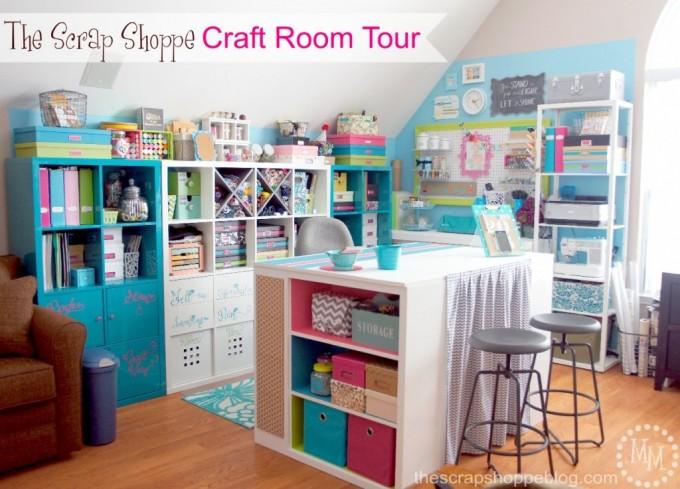 Craft Room Reveal