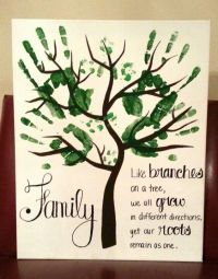 The BEST Hand and Footprint Art Ideas - Kitchen Fun With ...