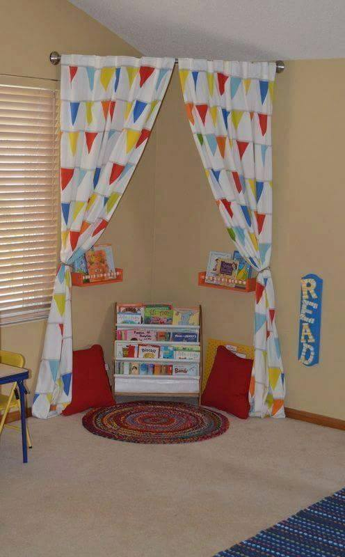 toddler desk and chair set covers for dining room table the best diy reading nook ideas! - kitchen fun with my 3 sons