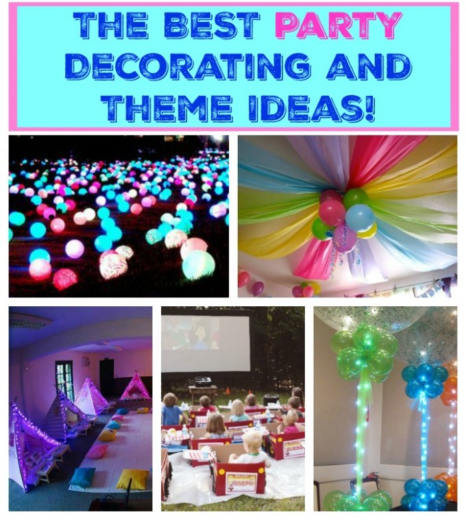 the best party decorating