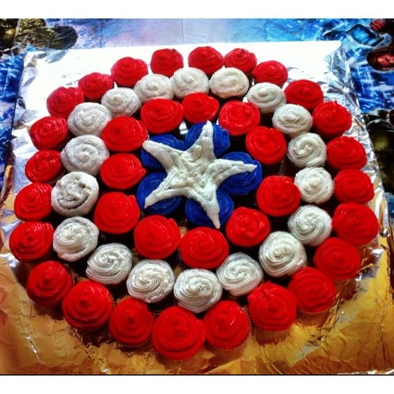 Shopkins Pull Apart Cake