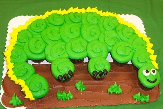 Coming Up With A Cupcake Idea For Dinosaur Party S Is Little Bit