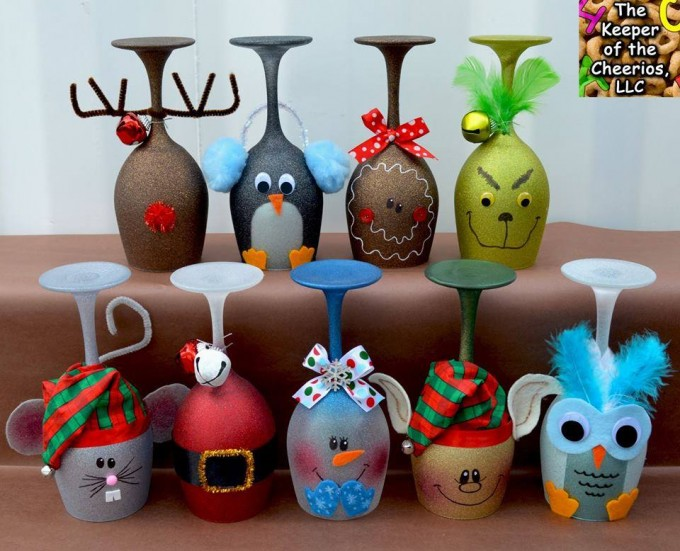 Christmas Craft Ideas Easy