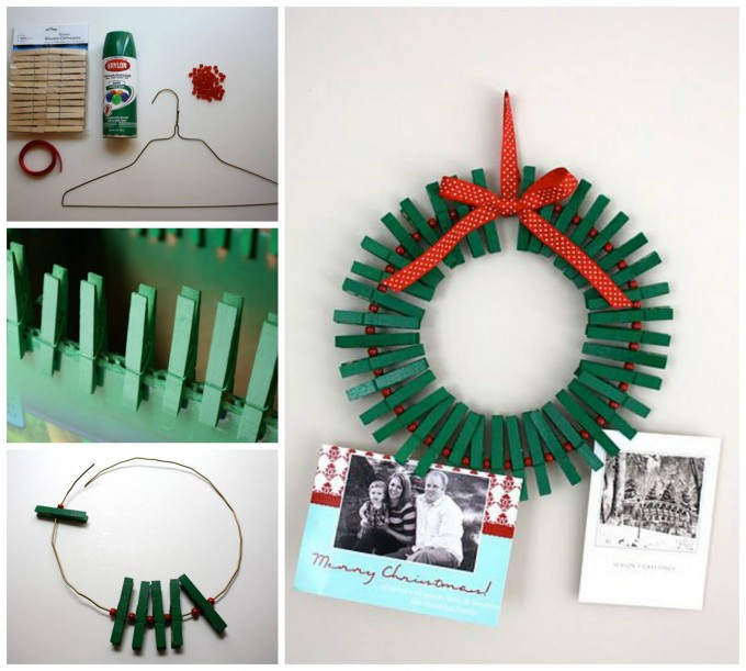 60 Of The BEST DIY Christmas Decorations Kitchen Fun