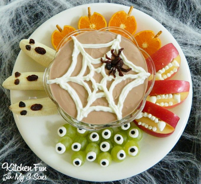 Halloween Fruit Platter