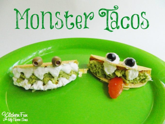 Monster Tacos