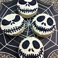 Jack Skellington Ding Dongs for Halloween!