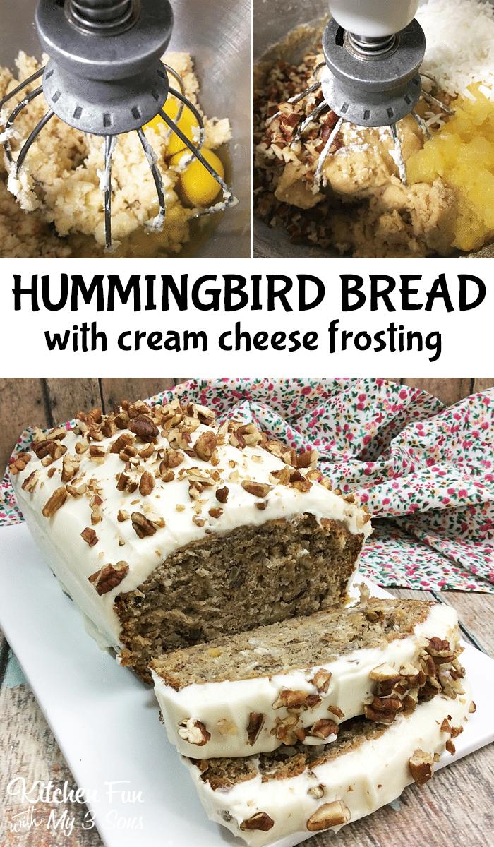 Hummingbird Bread