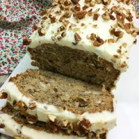 Hummingbird Bread