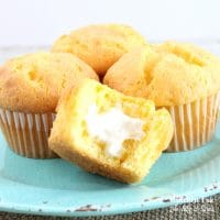 Easy Twinkie Cupcakes