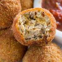 Cheesy Tuna Melt Balls