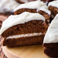 Butternut Squash Cake with Maple Cream Cheese Frosting