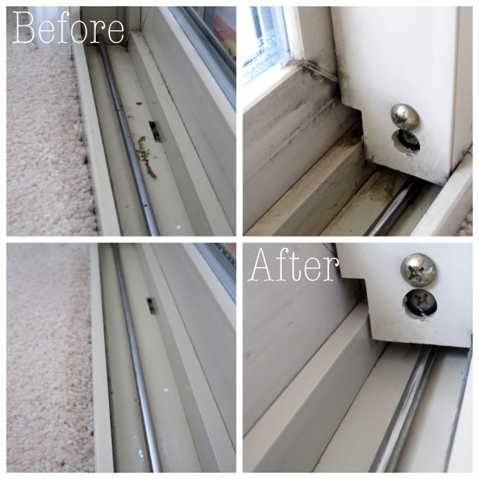 The BEST Cleaning Hacks - How to clean Window Tracks