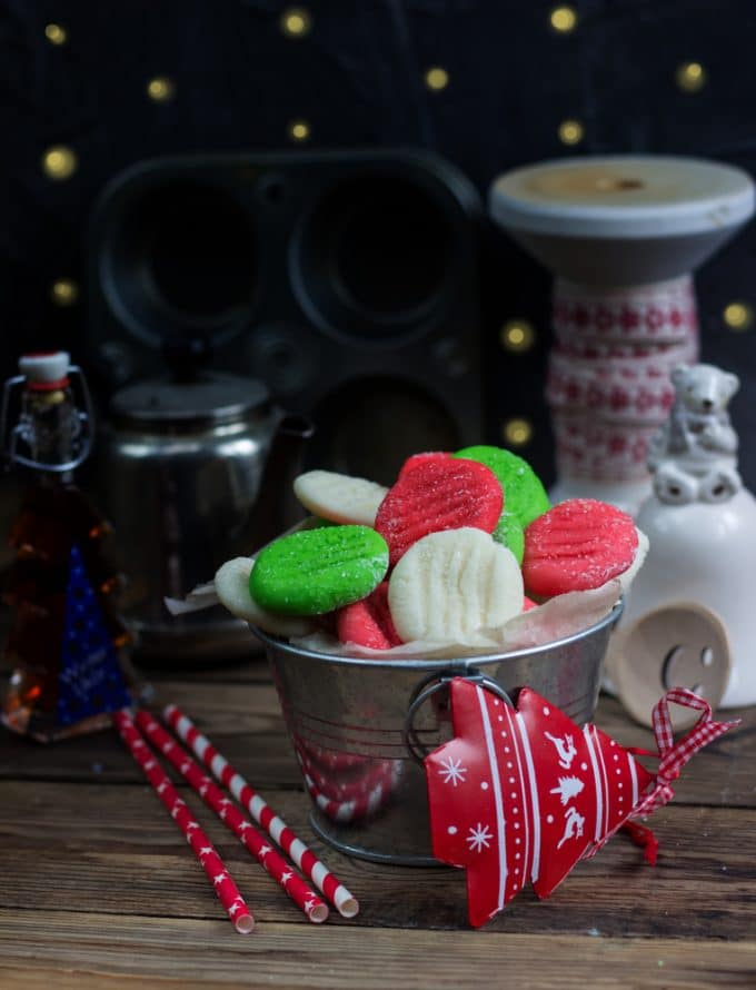 Christmas Peppermint Patties