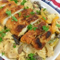Cheesecake Factory Louisiana Chicken Pasta Recipe