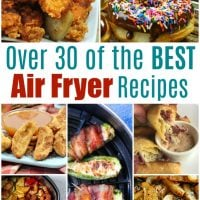 Over 30 of the BEST Air Fryer Recipes