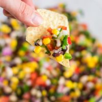 Best Ever Cowboy Caviar Recipe (10-minutes to make)